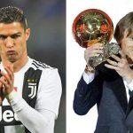 Zidane: 'Thật tiếc cho ai nói Modric không xứng Bóng Vàng'