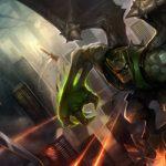 Lịch trình làm lại tướng mới của Riot Games trong năm 2017