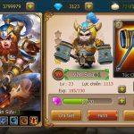 Game Sấm Thiên Hạ, Đạo Mộng Anh Hùng được công ty Trung Quốc phát hành tại Việt Nam