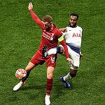 Danny Rose phiền lòng khi tập luyện cùng các cầu thủ Liverpool