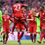 Bayern nới khoảng cách với Dortmund lên 5 điểm