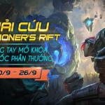 Hé lộ event thứ 4 trong chuỗi sự kiện sinh nhật Liên Minh : Giải Cứu Summoner's Rift