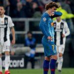 Griezmann không hiểu vì sao Atletico sụp đổ trước Juventus