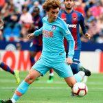 Griezmann trốn tập tại Atletico Madrid
