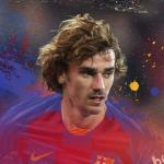 Griezmann gia nhập Barca