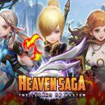 Heaven Saga - game thẻ tướng nhập vai với đồ họa chibi đặc sắc
