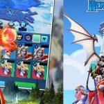 Hero Rush - game chiến thuật với đồ họa poly lạ mắt
