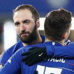 Chelsea trả Higuain về Juventus