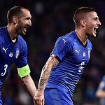 Italy thắng ngược Bosnia ở vòng loại Euro 2020