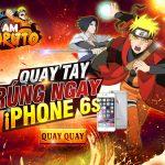 I am Naruto công bố chính thức thời gian diễn ra sự kiện Vòng quay may mắn