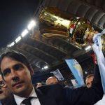 Simone Inzaghi dẫn dắt Lazio giành Cup Italy