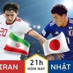 Iran áp đảo Nhật Bản trước bán kết Asian Cup 2019