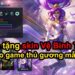 Game thủ bất ngờ được Garena tặng skin Vệ Binh Tinh Tú miễn phí, không phải quà đền bù