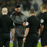 Jurgen Klopp thừa nhận bàn thắng của Liverpool đã việt vị