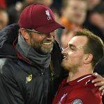 Shaqiri: 'Liverpool muốn giành chiến thắng cho Klopp'