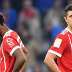 Bayern xử lý nội bộ vụ Lewandowski đánh nhau với đồng đội