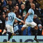 Man City lập kỷ lục bóng đá Anh với 100 bàn sân nhà