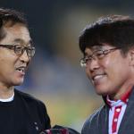 Park Hang-seo gọi điện động viên HLV của Viettel