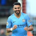 Mahrez giúp Man City trở lại đỉnh bảng