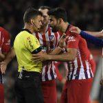 Costa có nguy cơ nghỉ 12 trận vì sỉ nhục trọng tài