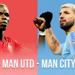 Tương quan trước cuộc đại chiến Man Utd - Man City