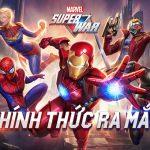 MARVEL Super War VN có ngày ra mắt chính thức
