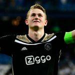 De Ligt: 'Ajax chưa muốn dừng lại'