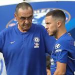 Hazard khuyên Chelsea gắn bó với Sarri