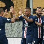 Mbappe lập cú đúp trong chiến thắng 6-1 của PSG