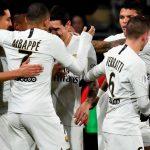 Mbappe đuổi sát Messi trong cuộc đua Giày Vàng