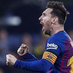 Messi bỏ xa Mbappe, Ronaldo trong cuộc đua Giày Vàng