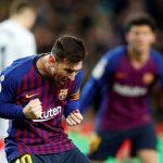 Messi bứt phá trong cuộc đua Giày Vàng