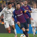 Real - Barca: Trận chiến định đoạt vé chung kết Cup Nhà Vua