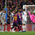 Messi chạm mốc 600 bàn cho Barca