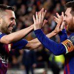 Alba: 'Barca sẽ rất nhớ Messi một khi anh ấy giải nghệ'