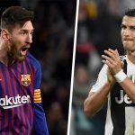 Chiellini: 'Messi và Ronado như Federer - Nadal của quần vợt'