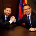 Chủ tịch Barca: 'Sẽ có 10 bức tượng Messi ở sân Nou Camp'