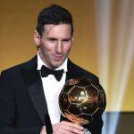 Rivaldo: 'Messi xứng đáng đoạt Quả Bóng Vàng ngay từ bây giờ'