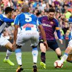 Messi đưa Barca tiến gần ngôi báu La Liga