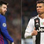 Allegri: 'Ronaldo sẽ bùng nổ sau khi Messi ghi bàn thứ 600'