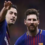 Busquets: 'Đồng đội chưa hề bất ngờ với các siêu phẩm của Messi'