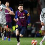 Báo Anh ám chỉ Messi gian lận khi phá lưới Liverpool
