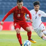 U23 Việt Nam sắp đá giao hữu với U23 Myanmar