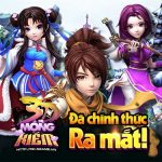 XemGame tặng 400 giftcode game Mộng Kiếm 3D