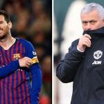 Mourinho: 'Messi là Chúa tể bóng đá'