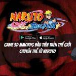 Naruto Slugfest Gamota có landing, sớm ra mắt trong thời gian tới