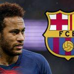 Barca xác nhận Neymar muốn trở lại