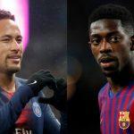Barca và PSG thảo luận việc đổi Dembele lấy Neymar