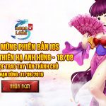 Xemgame tặng 400 giftcode game Ngọa Long Mobile bản iOS