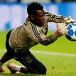 Thủ môn Ajax tự tin bắt bài Tottenham